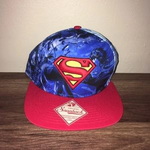 NEW Superman Hat